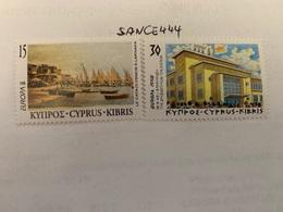 Cyprus Europa 1998 Mnh  #ab - Unused Stamps