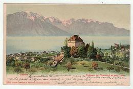 Suisse // Schweiz // Switzerland // Vaud // Montreux, Château Du Chatelard - VD Vaud