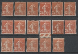 France - 1927 - TYPE SEMEUSE  - ** - Y&T 235 - - 1906-38 Semeuse Con Cameo