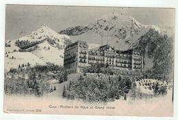 Suisse // Schweiz // Switzerland // Vaud // Caux Et Les Rochers De Naye - VD Vaud