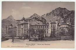 Suisse // Schweiz // Switzerland // Vaud // Caux Palace Hôtel - VD Vaud