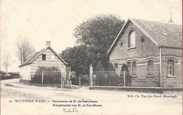 Moerbeke-Waas - Hengstenstal Van M. De Kerckhove - Moerbeke-Waas