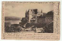 Suisse // Schweiz // Switzerland // Vaud //  Nyon, Le Château - VD Vaud