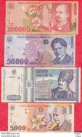 Roumanie 19 Billets -état Et état Moyen - Coins & Banknotes