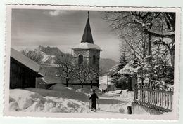 Suisse // Schweiz // Switzerland // Vaud // Leysin - VD Vaud