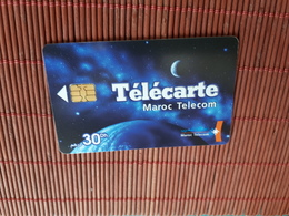 Phonecard Maroc Used - Maroc