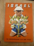 Brussel Expo 58 Wereldtentoonstelling Israel De Geschiedenis Van Een Volk 1958 50 Blz - Histoire