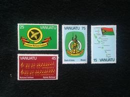 Vanuatu National Emblem Mint - Vanuatu (1980-...)