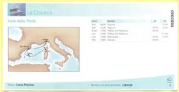 COSTA CROCIERE - COSTA MARINA - Crociera Isole Delle Perle - 2006 - Biglietto Di Imbarco - Europa