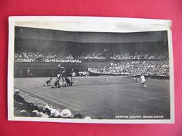 Wimbledon Centre Court Tennis - London