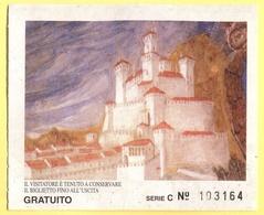 Castello Di Torrechiara, Langhirano (Parma) - Biglietto D'Ingresso Gratuito - Biglietti D'ingresso