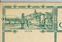 Carte Illustré Neuve N° 115 - 012  OLTEN     (Zumstein 2009) - Entiers Postaux