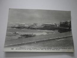 Liban. Beyrouth Sous La Neige, Le 11 Février 1920 (A8p57) - Libano