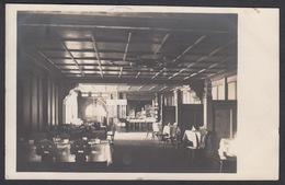 CPA  Suisse, INTERLAKEN, Jungfraubahn, Station Eismeer, Restaurant , Carte Photo 1906 - BE Berne