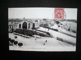NANTES LA GARE D'ORLEANS - Nantes