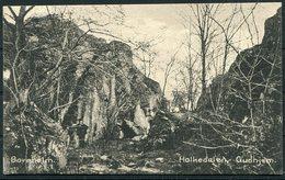 1910 Denmark Bornholm Postcard Gudhjem - 1905-12 (Frederik VIII)