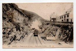 - CPA JERSEY - Chemin De Fer De Gorey - Editions Lévy 154 - - Jersey