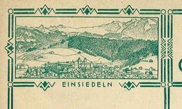 Carte Illustré Neuve N° 115 - 006  EINSIEDELN  (Zumstein 2009) - Entiers Postaux