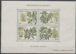 Monaco 1988 Yvert BF 43 Neuf** MNH (136) - Blokken