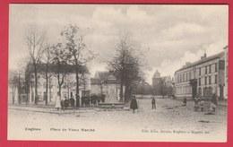 Enghien - Place Du Vieux Marché ... Groupe D'enfants ( Voir Verso ) - Enghien - Edingen