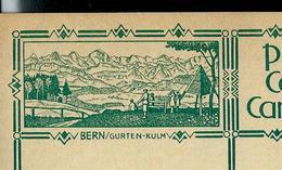 Carte Illustré Neuve N° 115 - 003  BERN / Gurten - Kulm  (Zumstein 2009) - Entiers Postaux