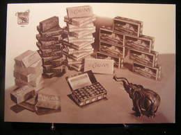 """AN - 203 - Publicité - Chocolat """" Côte D'Or """" - Collection De Boîtes Métalliques """" Pralines Surfines """" - 1931 - Publicité"""