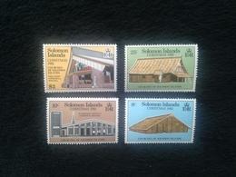 Solomon Islands Xmas 1981 Mint - Solomon Islands (1978-...)