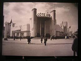 """AN - 204 - Bâtiment - Chocolat """" Côte D'Or """" - Pavillon Côte D'Or Conçu Pour L'expo Universelle De Bruxelles De 1935 - Autres"""