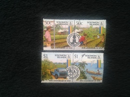 Solomon Islands 10th Anniversary Of IFAD Mint - Solomon Islands (1978-...)