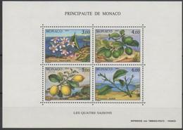 Monaco 1990 Yvert BF 51 Neuf** MNH (136) - Blokken
