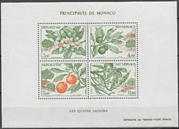 Monaco 1991 Yvert BF 54 Neuf** MNH (136) - Blokken
