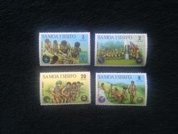 Samoa Boy Scout Movement Mint - Samoa