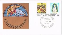 32921. Carta F.D.C. CAMBERWELL (Australia) 1979 . Christmas 79. Navidad - 1966-79 Elizabeth II