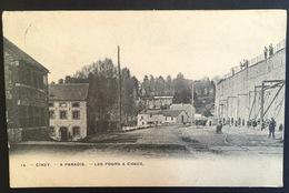 CINEY - A PARADIS - Les Fours A Chaux - N° 14 - 1908 - Ciney