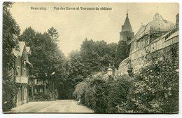 CPA - Carte Postale - Belgique - Beauraing - Vue Des Serres Et Terrasses Du Château - 1911 (C8723) - Beauraing
