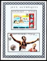 1971Chad382/B181972 Olympics In Munich10,00 € - Sommer 1972: München