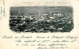 Gruss Aus Philippople ( Bulgarie ) - 1900 !!! - Bulgaria - TP + Cachets + Oblitérations !! - Bulgarie