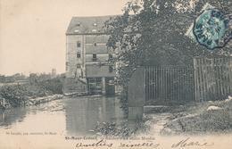94) ST-MAUR DES FOSSES - CRETEIL : Ruines Du Vieux Moulin (1904 - Precurseur) - Saint Maur Des Fosses