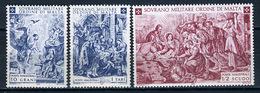 1968 - S.M.O.M. - Sovrano Militare Ordine Di Malta - Catg. Unif.  33/35 - Mint - NH - (VS10022015...) - Malte (Ordre De)