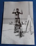 Altes PIN-UP GIRLS Photo > Hübsche Junge Frauen Im Bikini > Sexy Young Women / Jolie Jeune Femmes (ph6) - Pin-Ups