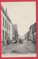 Flobecq- Rue Du Clermy ... Belle Animation - 1907 ( Voir Verso ) - Flobecq - Vloesberg