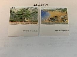 Cyprus Europa 1999 Mnh #b - Unused Stamps