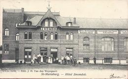 Brasschaat - Hotel Zwemdok - Brasschaat