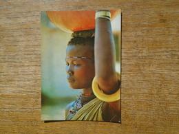 """Ethiopia , Cambela """""""" Carte De 1971 """""""" - Ethiopie"""