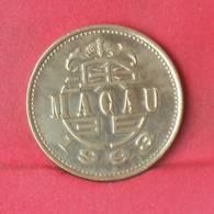 MACAU 50 AVOS 1993 -    KM# 72 - (Nº28923) - Macau