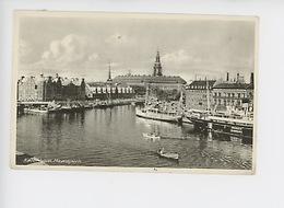 Danemark : Copenhagen : Part Of Harbour - Danemark