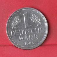 GERMANY FEDERAL REPUBLIC 1 MARK 1985-J -    KM# 110 - (Nº28925) - [ 7] 1949-… : FRG - Fed. Rep. Germany