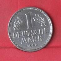 GERMANY FEDERAL REPUBLIC 1 MARK 1950-J -    KM# 110 - (Nº28927) - [ 7] 1949-… : FRG - Fed. Rep. Germany