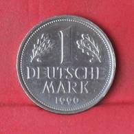 GERMANY FEDERAL REPUBLIC 1 MARK 1990-J -    KM# 110 - (Nº28928) - [ 7] 1949-… : FRG - Fed. Rep. Germany