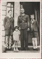 Belgische Koninklijke Familie - Zwitserland 1945 - België